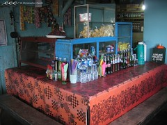 Indonesia-Bali / Restoran Pantai