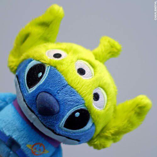 Alien Stitch.