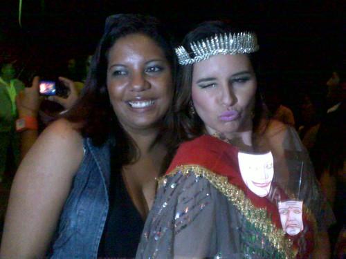 Rainha e sua súdita