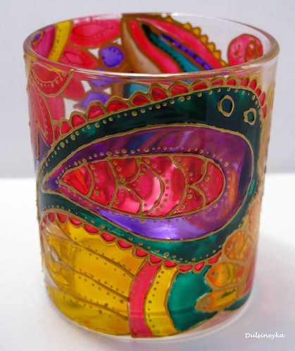 glass painting (Set)