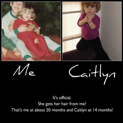 Me vs Caitlyn