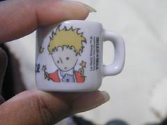 Mini Caneca pequeno Princípe Tok Stok - by Euamocanecas.com