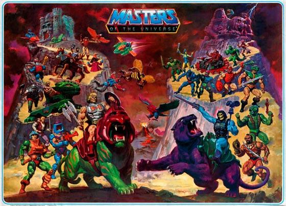 pinturas de He-man