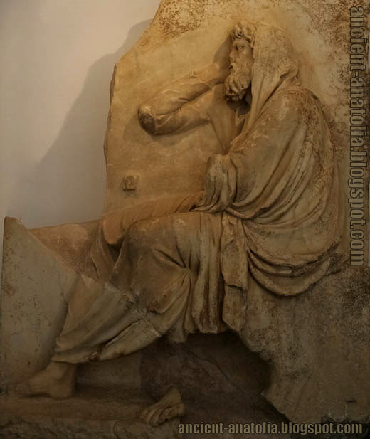 Sculptures of Sebasteion
