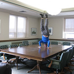 Confederation Building - Caucus Room!