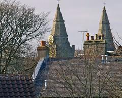 Spires (Rosa Alba Macdonald) Tags: heritage scotland spires aberdeen listedbuildings oldaberdeen
