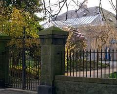 Botanic Gardens (Rosa Alba Macdonald) Tags: roof heritage scotland aberdeen chanonry listedbuildings oldaberdeen cruickshanksbotanicgarden