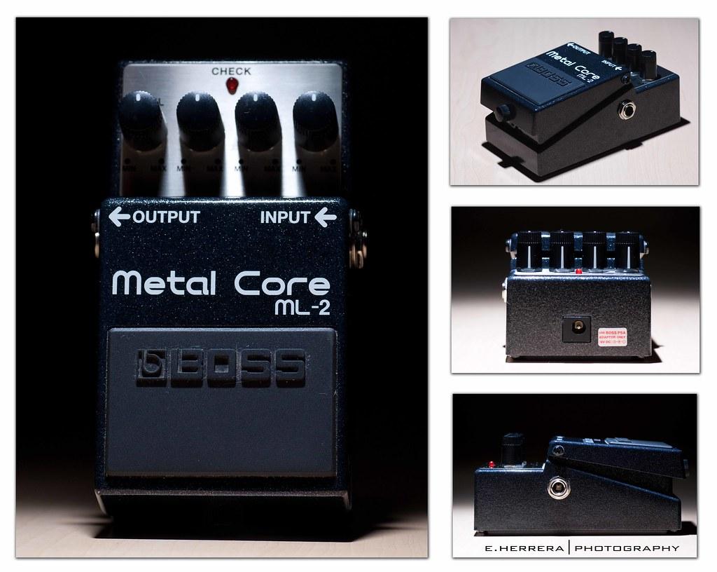 BOSS METAL CORE-ML-2
