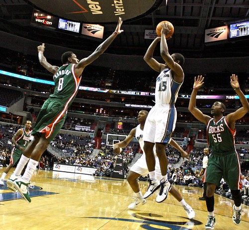 washington wizards, milwaukee bucks, truth about it, adam mcginnis jordan crawford