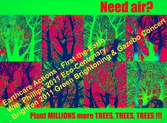 Need fresh air? -- Plant MILLIONS of Trees, Trees, Trees!!!