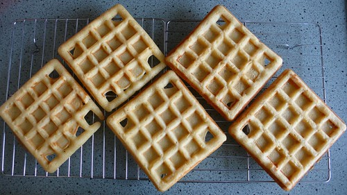 Waffles for 'Ron