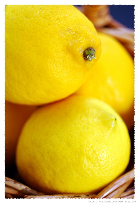 Lemons© by Haalo