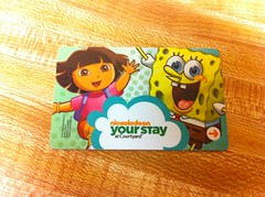 Dora & SpongeBob Key