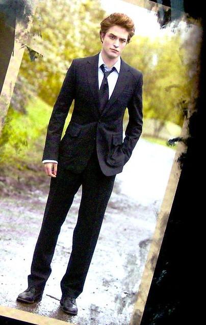 Edward in Twilight by Twilight Reality