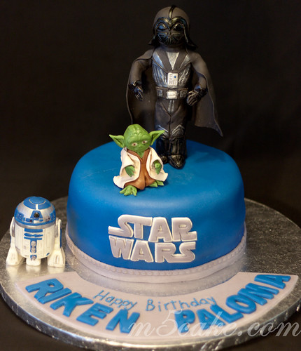 Star Wars Cake - 1