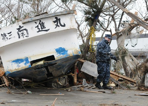 Sailors Continue to Aid with Recovery Efforts [Image 1 of 14]