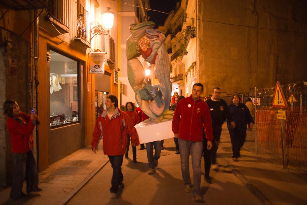 Falla Infantile Procession