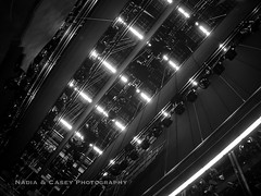 Back Stage Lights Above (N+C Photo) Tags: world show ballet building art beautiful look architecture photography design casey photo dance movement nikon nadia theater image rehearsal earth interior stage explorer performance culture monochromatic structure best lookingup lookup vision coolpix inside mooi visual mokum sylvia choreography rehearsing benelux p7000 mono1 theaterproject straitup