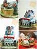Thomas 3D Cake Set - Rafa