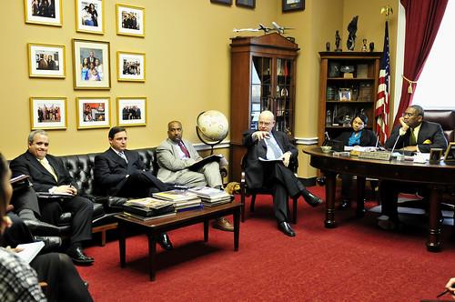 OAS Secretary General Briefs U.S. Members of Congress on Latest Developments in Haiti