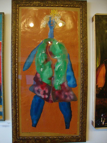 Artspace Shreveport / Impromptu exhibit  by trudeau