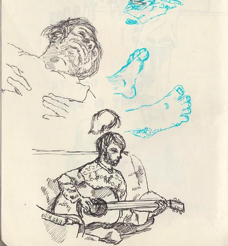 salamanca sketch