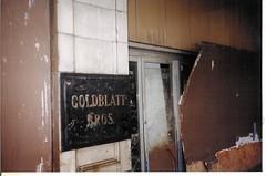 Uptown Goldblatt's Building (WayOutWardell) Tags: chicago uptown goldblatts