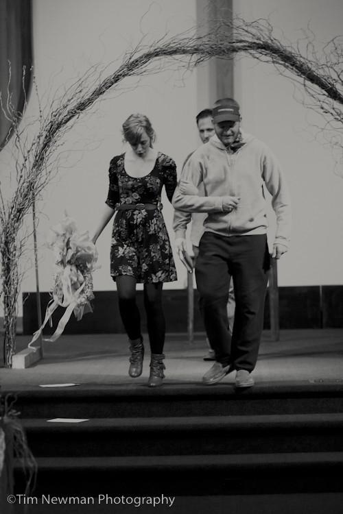 Mary Eric Rehearsal