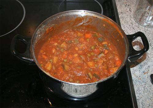46 - Lammeintopf / Lamb stew - Gericht-fertig