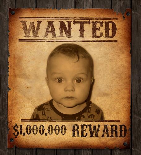 Judah Wanted Poster