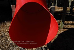 Red Slide Ends