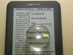 Amazon Kindle pod lupou