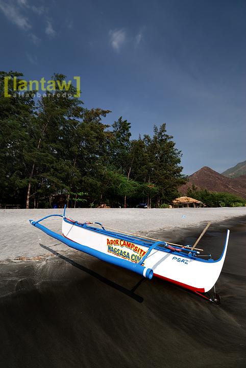 Nagsasa Boat - Mang Ador campsite 2