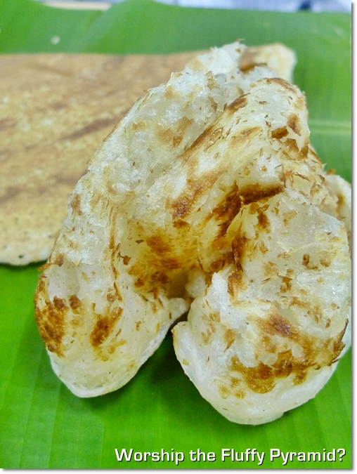 Roti Canai @ Raju