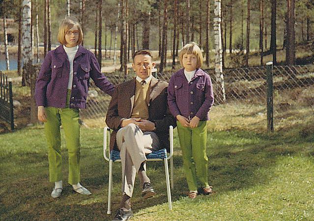 Ydrehammar Sweden 1968