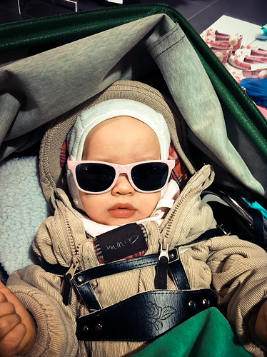 Vera's new sunglasses