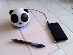GoGroove Panda Pal