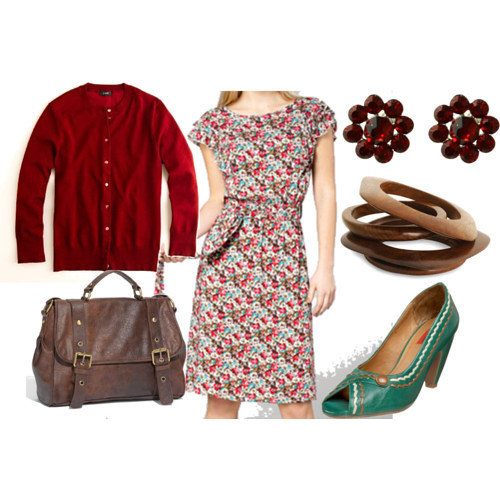 Dress You Up #4: E. Outfit #3