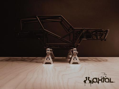 AXIAL Wraith Dark Tone