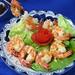 Nghệ thuật trang trí ẩm thực Huế - Nộm tôm