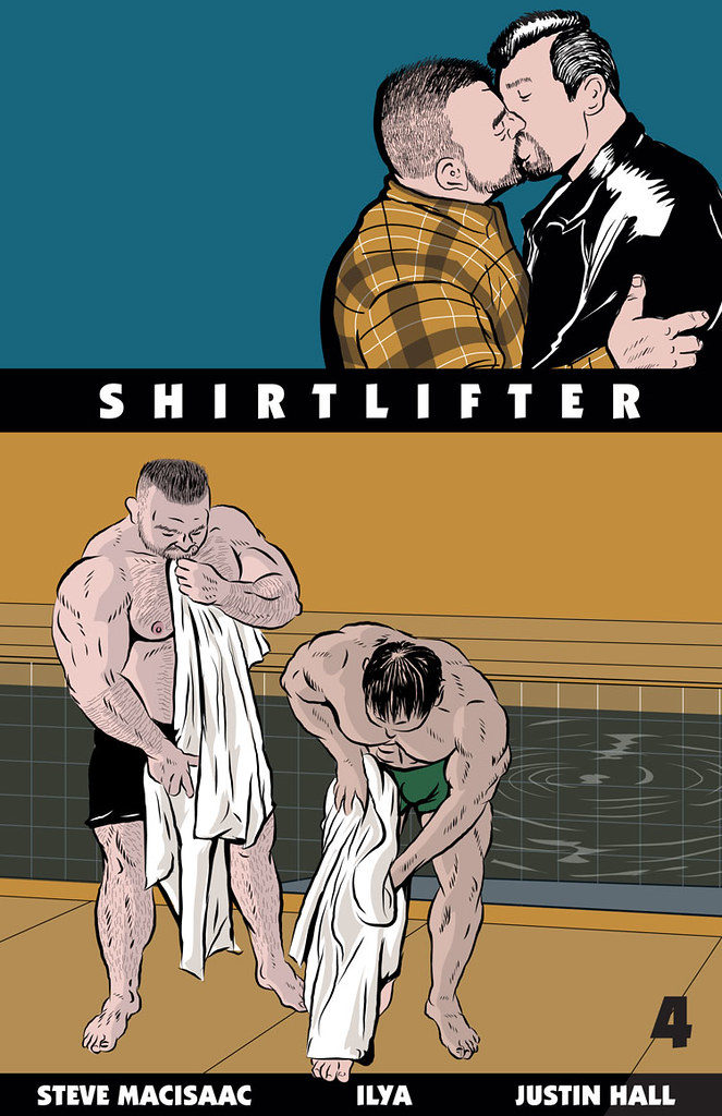 SHIRTLIFTER 4 - Provisional Cover