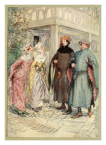009-The merry wives of Windsor 1910- Hugt Thomson