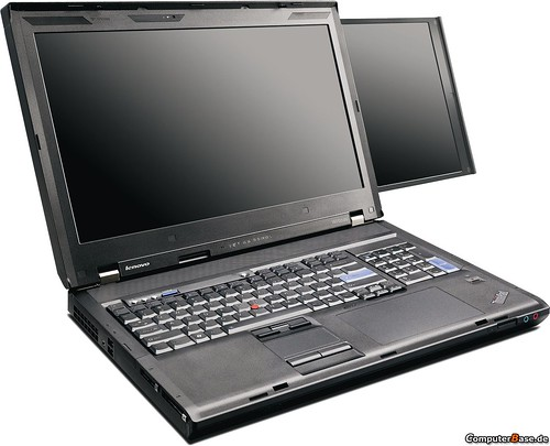 Lenovo ThinkPad W701ds-Ringle's 筆電