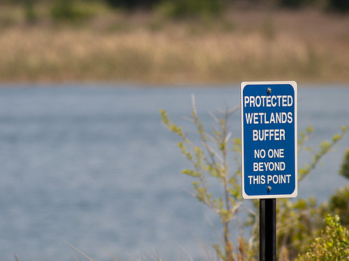 Protected Wetlands