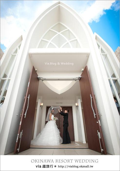 【沖繩旅遊】浪漫至極!Via的沖繩婚紗拍攝體驗全記錄!10