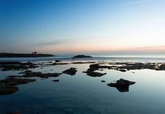 rosignano all'ora blu (marco_diquattro) Tags: sea seascape marina mare tuscany toscana riflessi livorno scogli rosignano orablu rosignanosolvay banchisa scoglietto diquattro marcodiquattro gigilivornosfriends