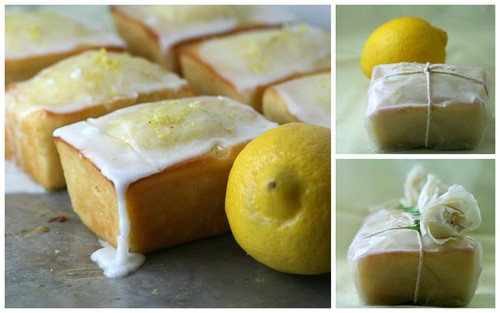 lemon-olive-yogurt mini-loaves