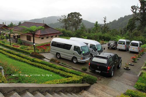 TNG Halimun Parking Lot