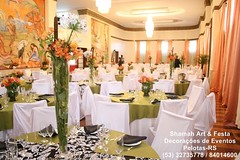 combinando cores na decoração (Shamah Art & Festa Eventos) Tags: cores pelotas festa decoração combinando