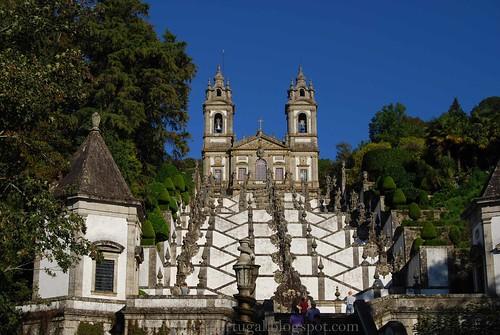 Escalinatas Bom Jesus do Monte,Braga